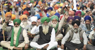 सरकार और किसानों के बीच होगी आठवें दौर की बैठक, पेश हो सकते हैं कुछ नए प्रस्ताव | #NayaSaberaNetwork