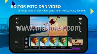 5 aplikasi edit video android terbaik dan terkeren