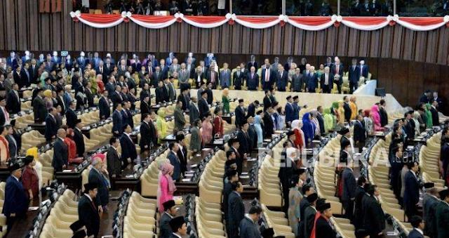 Golkar, PKB, Gerindra Berebut Kursi Ketua MPR