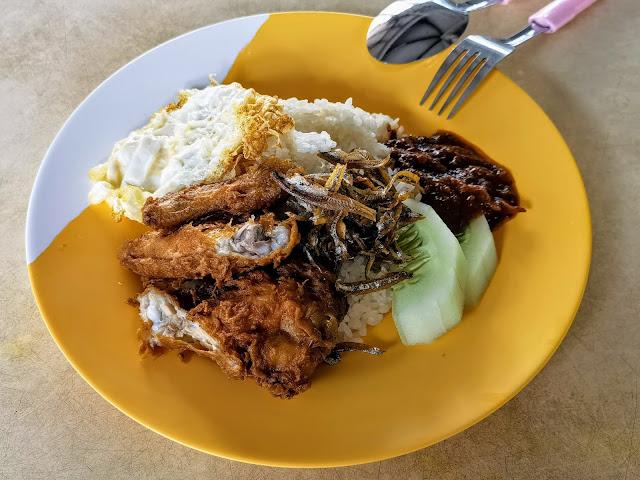 International_Muslim_Food_Changi_Village_Nasi_Lemak