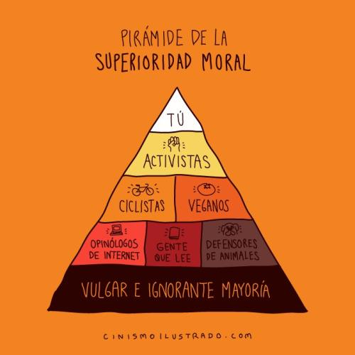 Superioridad moral: el tópic para hablar de la Ética y de la moral desde una perspectiva superlativa Superioridad%2Bmoral