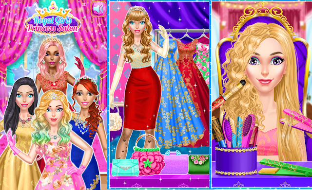 Game Royal Girls Android