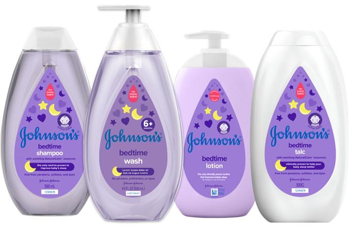 Win JOHNSON'S Bedtime Bundle