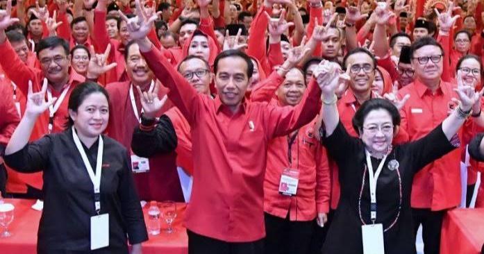 Dua Elite PDIP Soroti Kinerja Jokowi, Pengamat: Mereka Khawatir Panggung Politik Dikuasai PKS & Demokrat Sepenuhnya
