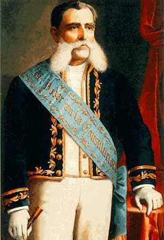 Presidente Luis Cordero Crespo Ecuador