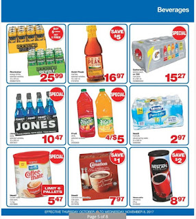 Wholesale Club Ontario Flyer October 19 - November 8, 2017