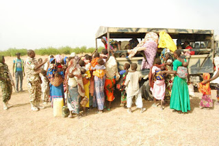 Photos Of 998 Persons Soldiers Rescued From Boko Haram Captivity 4