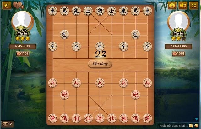 Cờ tướng online - Tải và chơi game Cờ Tướng, Cờ Up trực tuyến miễn phí d