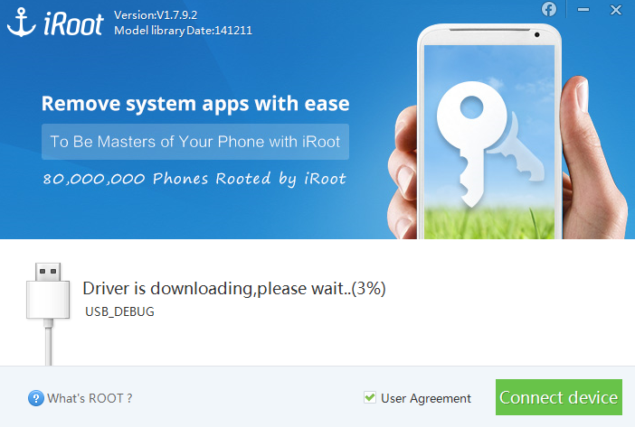Iroot Screenshot 1