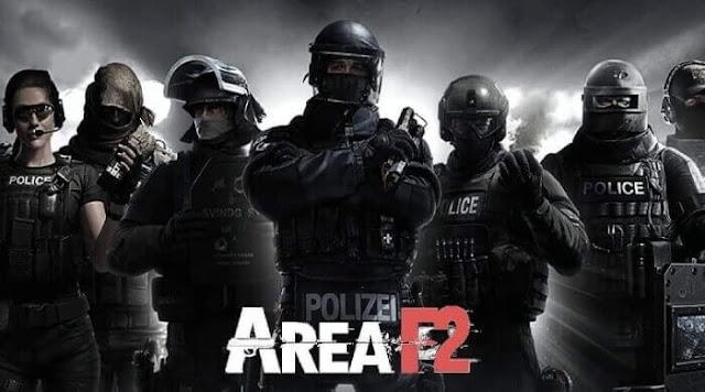 تحميل لعبة Area F2 للاندرويد والايفون 2020