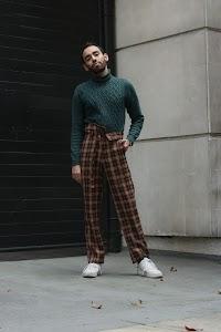 ¡Los pantalones altos no se van a ninguna parte!