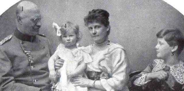 Alfons Maria Franz Clemens Maximilian von Bayern, Louise Victoire Marie Amelie Sophie d'Orléans, Joseph Clemens von Bayern, Elisabeth Maria Anna von Bayern