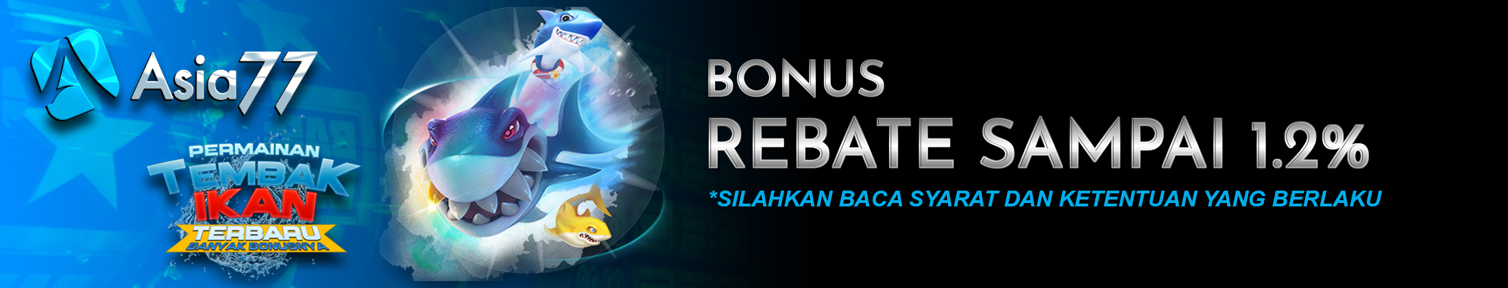 BONUS REBATE UP TO 1.2%