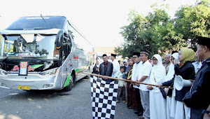 Suami Bupati Brebes Jadi Tim Pendamping Haji Daerah
