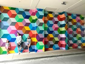 """Super Deluxe"" mural by Ricardo Paniagua - 3699 McKinney Ave., Dallas"