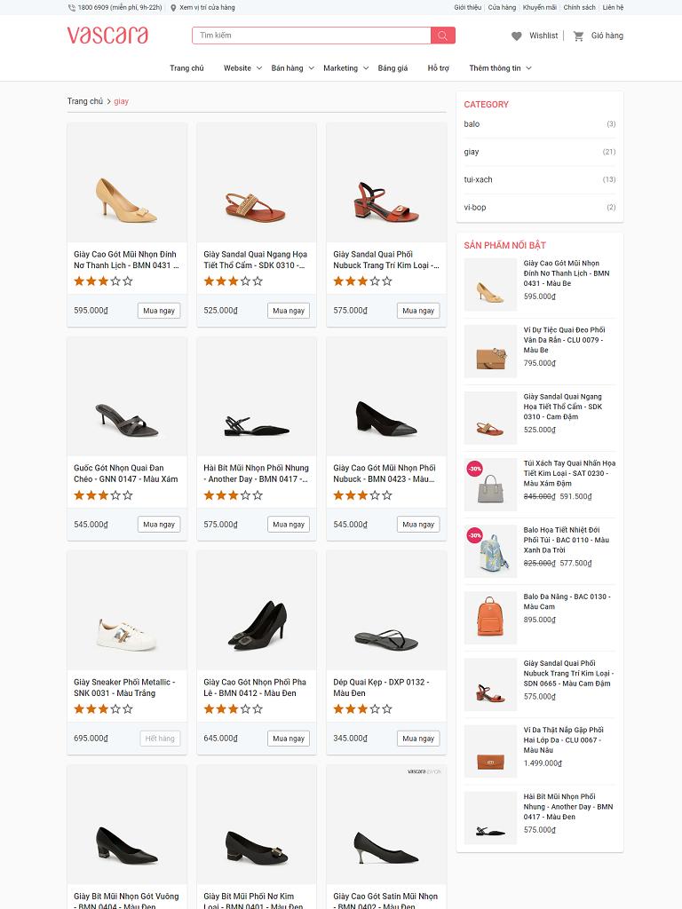 Template blogspot bán túi xách balo thời trang chuẩn seo - Ảnh 2