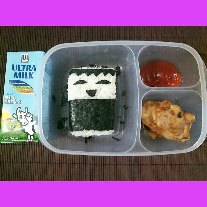 Bekal Marwah : Nasi Bento Dan Tuna Crispy