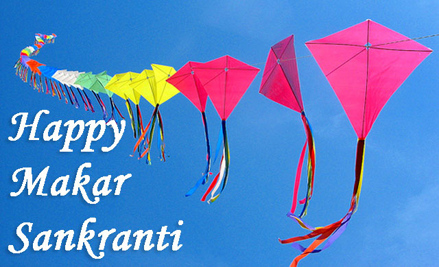 Happy Makar Sankranti 2017 WhatsApp Status