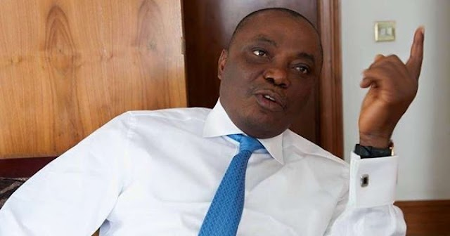 """""""Refund N2.5bn you got for supply of desks and chairs"""" - NDDC tells Nwaoboshi"""