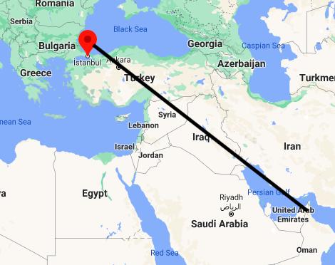 Türkiye'den Dubai'ye Uçakla Kaç Saatte Gidilir