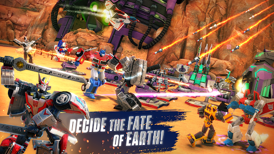 Transformers: Earth Wars Mod Apk Android