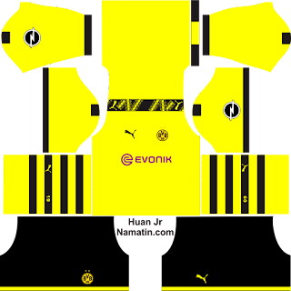 Download Kit DLS Borrusia Dortmund Terbaru