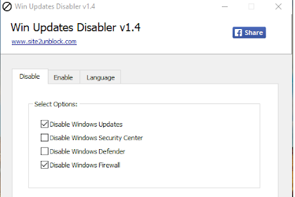 One Best Way to Disble Windows Update tool it WORKS!