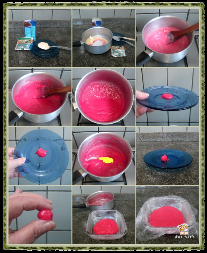 Bala de morangos 7