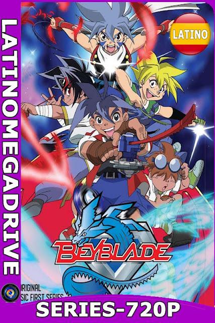 Beyblade Latino HD [720P] [GoogleDrive] DizonHD