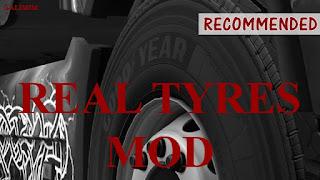 ets 2 real tyres mod v6.2