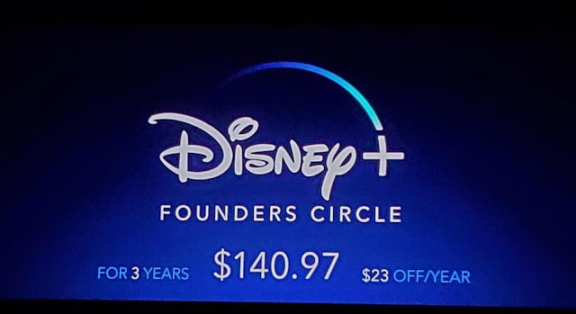 D23 Expo Founders Circle Disney Plus Pricing