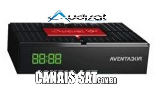 Audisat K30 Aventador Atualização V2.0.62 - 24/12/2020