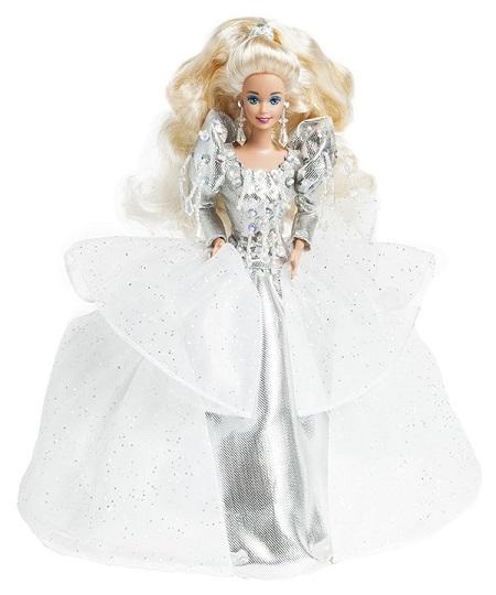 Barbie Coleção Feliz Natal 1992