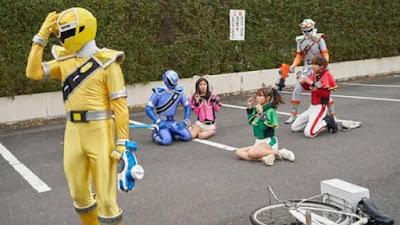 Mashin Sentai Kiramager Episode 41