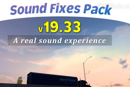 Sound Fixes Pack v19.33 - ETS2