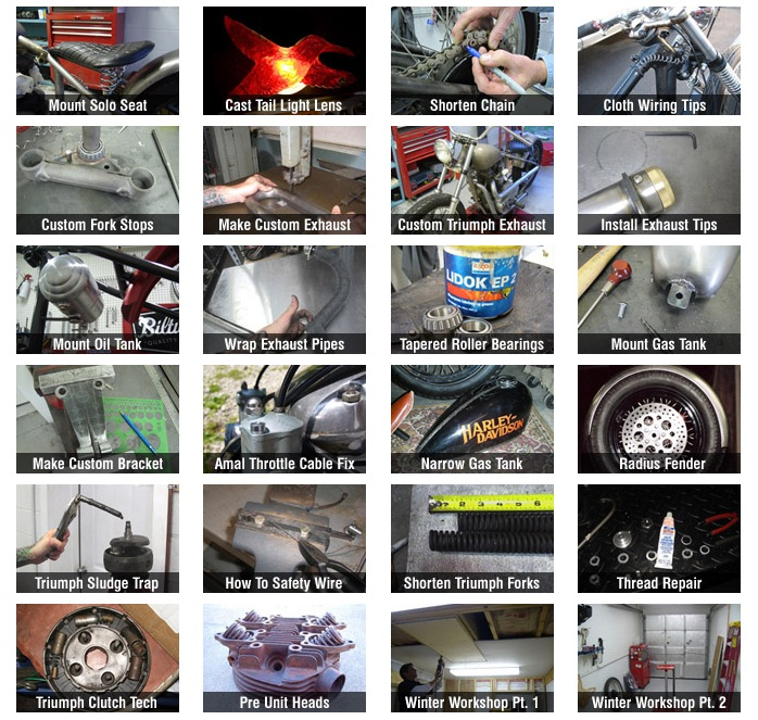 Barking Mad Speed Shop DIY Tech tips from LowBrow Customs