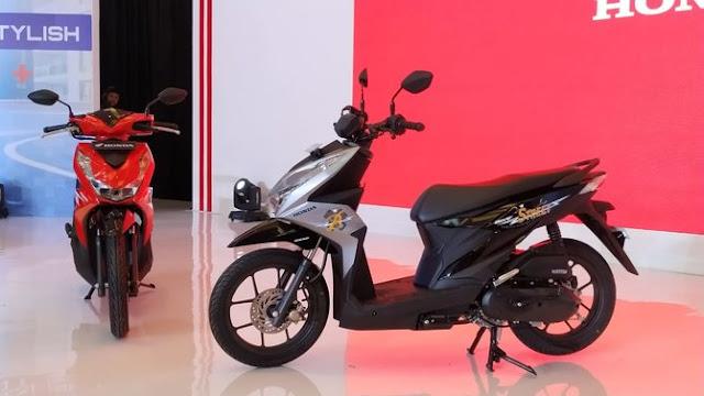 Honda All New Beat 2020