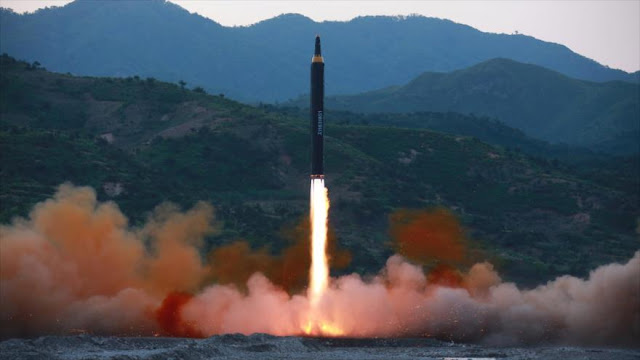 """Pyongyang lanza su octavo misil; """"un balístico de alcance medio"""""""