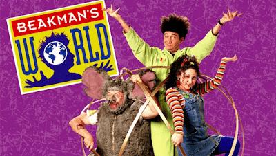 324: Series de televisión 15: El mundo de Beakman | T13/A56