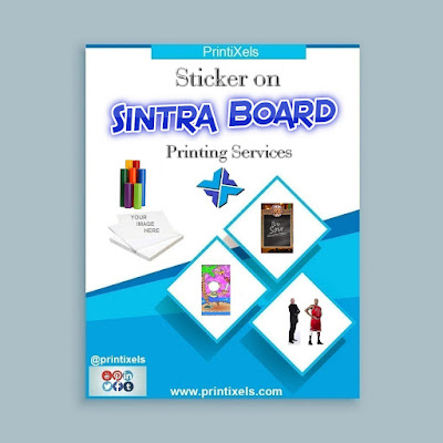 Sintra Board Printing Services