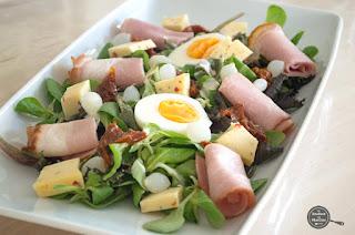 Geen broodje gezond maar een salade gezond!