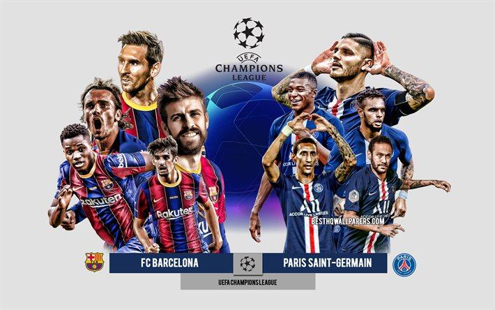 FCB vs PSG Dream11