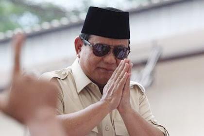 """Tengku Zulkarnain Puji Prabowo, """"Beliau Memang Hebat, Jadi Presiden pun Lebih Kompeten"""""""