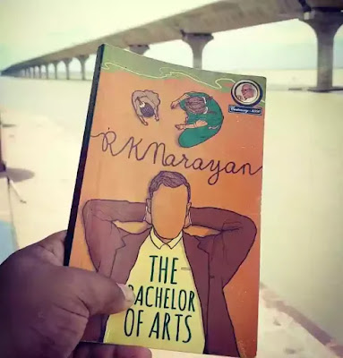 Rightly named as the Bachelor af Arts the impersonates the journey of the young boy, Chandran. R.K. Narayan's Bachelor of Arts, with its detailed characterization and deftly knitted style therefore stands apart as journey from fantasy to reality.