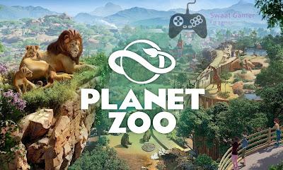 تحميل لعبة planet zoo للكمبيوتر مجانا