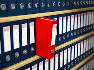Die EU-DSGVO und Daten auf Papier