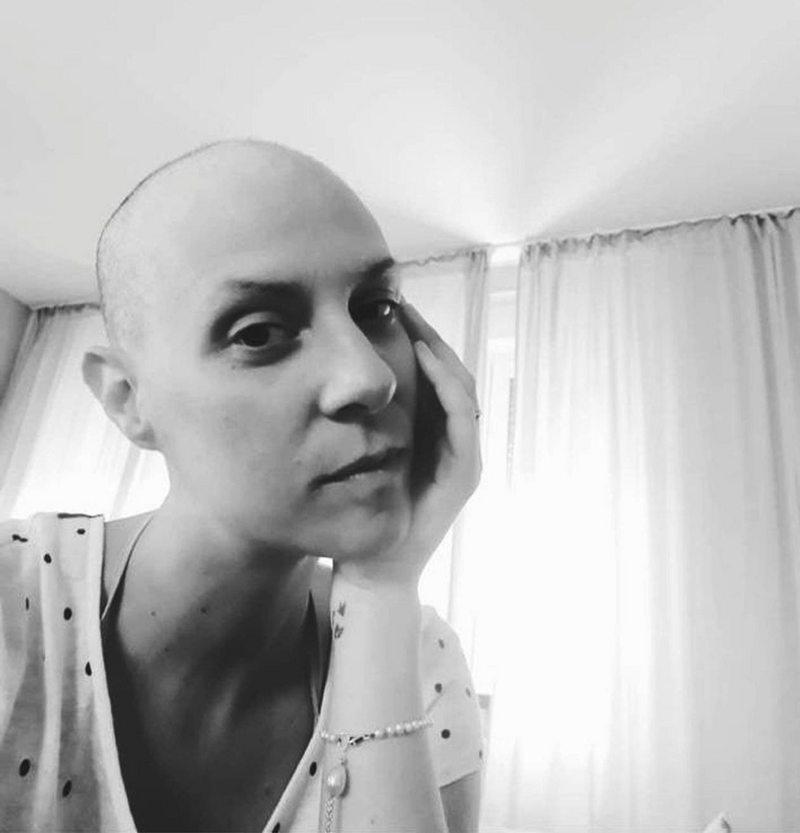Lana Jozic enfrenta el cáncer de mama