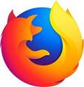 Firefoxのマーク