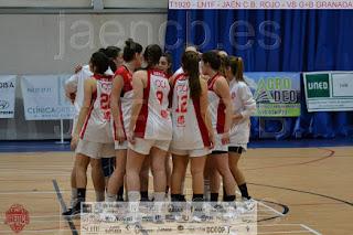 Juventud y cantera como apuesta firme en el Jaén CB femenino para afrontar una nueva LN1