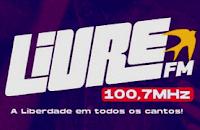 Rádio Livre FM 100,7 de Milagres - Ceará